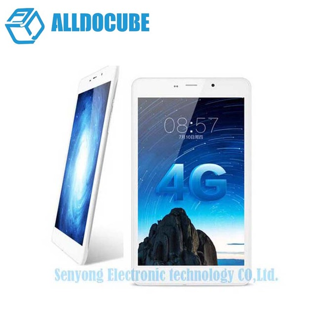 """Cube T8 Ultimate/plus 4G LTE Tablet PC 8"""" IPS 1920x1200 Android 5.1 MTK8783 Octa Core Phone Call 2GB RAM 16GB ROM 5MP Camera"""