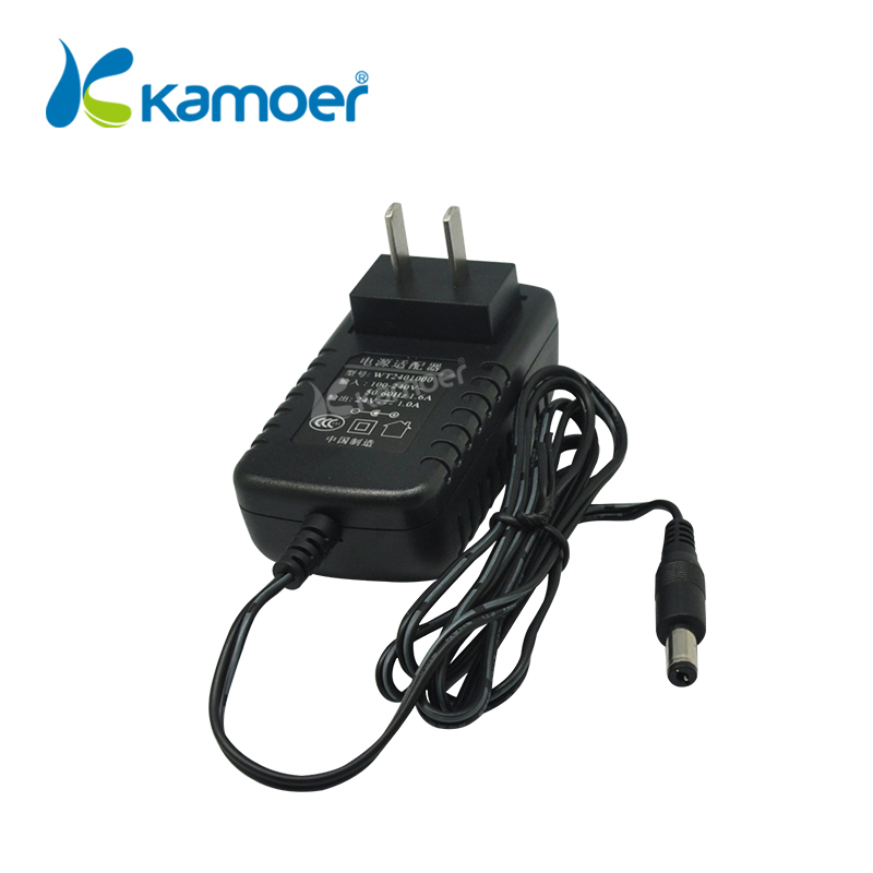 Image 2 - Kamoer 12V/24Vpower adapter small size-in AC/DC Adapters from Home Improvement