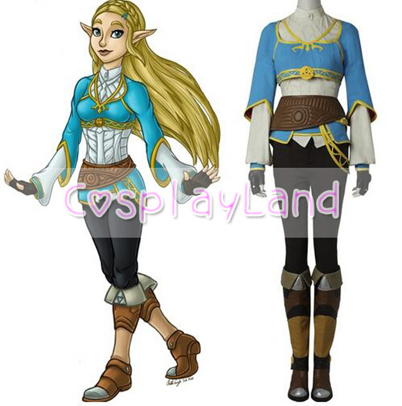 Buy the legend of zelda breath of the - La princesse zelda ...