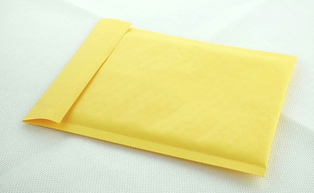 140 160mm 10pcs Lots Bubble Mailers Padded Envelopes Packaging Shipping Bags Kraft