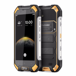 "Image 5 - Original Blackview BV6000S IP68 Waterproof shockproof Smartphone MT6737T Quad Core Android 6.0 4G LTE  2GB RAM 4.7"" Mobile Phone"