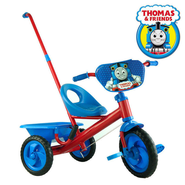 48b8c24480e THOMAS AND FRIENDS TRAIN BIKE TRIKE TRICYCLE 3 WHEEL CAR KID TODDLER RIDE  ON TOY SCOOTER GIFT