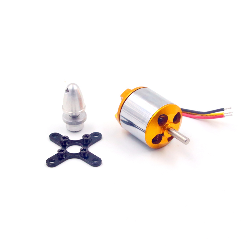 2217 RC brushless outrunner moteur A2217 950KV 1250KV 1500KV 2300KV 2700KV pour avion drone quadcopter