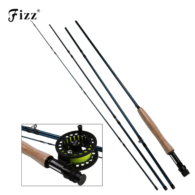 Super Cost Effective Carbon Fishing Rod 4 Sections