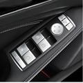 Автомобильные аксессуары для Mercedes Benz A  B  C(W204)  E(W212)  GLA  CLA  GLK  GLK  GL  ML  GLE  класс  кнопка переключения  наклейки на окно