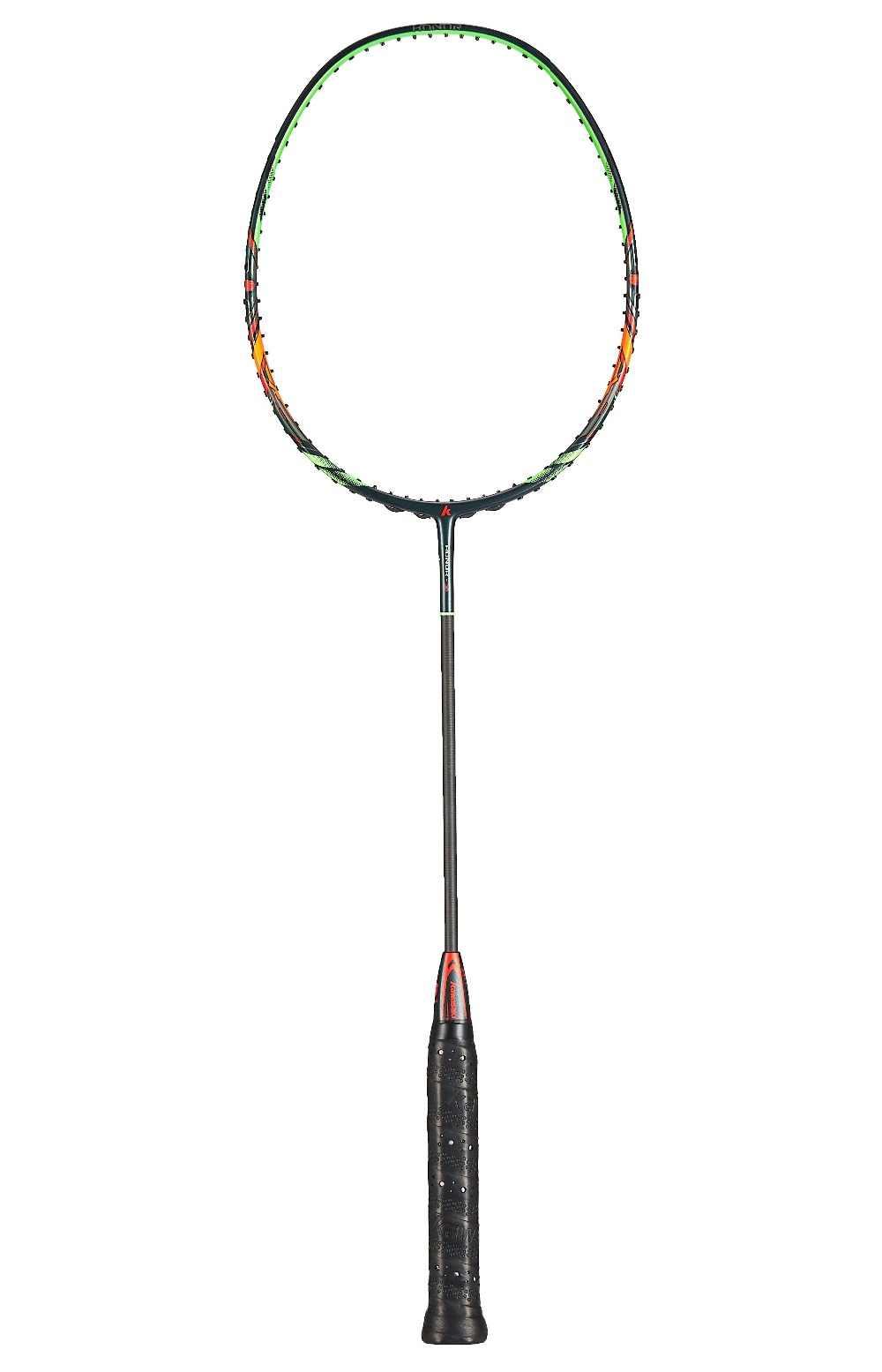 2019 Kawasaki 4U Attack Type Badminton Rackets HONOR S6 30T Carbon Fiber Box Frame Racquet For Amateur Intermediate Players
