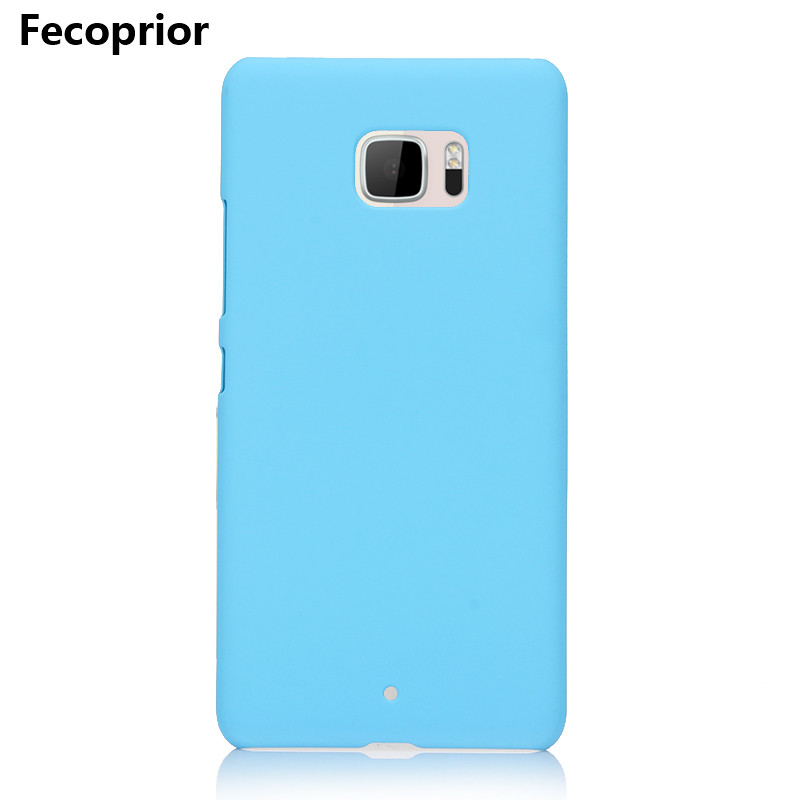 Fecoprior Ultra Hard PC Matte Case For HTC U Ultra Back Cover Armor Shield Smart Phone Fundas Coque Celulars