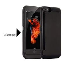 10000mAh Externe chargeur de batterie portable Chargeur étui pour iPhone 7 6 6s 8 Plus De Charge De la Batterie Pour iPhone 6 7 batterie externe