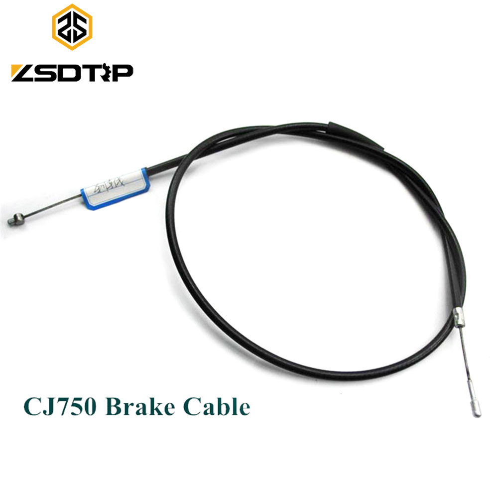 Zsdtrp Retro 750cc Motor Handle Bar Comp With Speed Brake