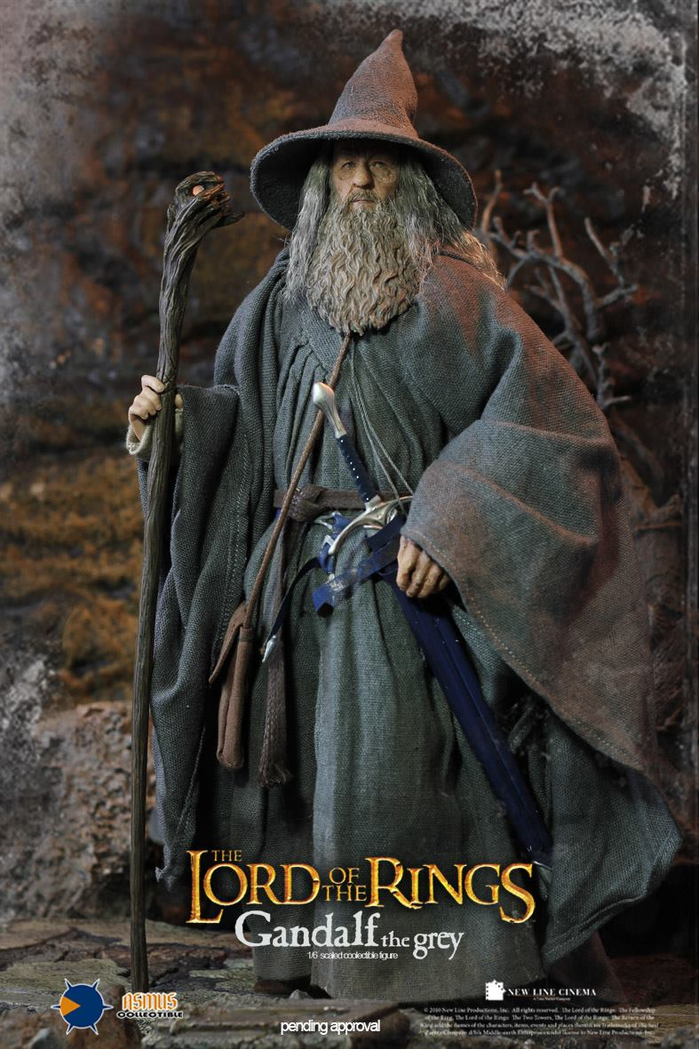 1/6 scale Super flexible figure The Lord of the Rings Gandalf the gray 12 action figure doll Collectible Model plastic toy 1 6 scale full set soldier the lord of the rings elven prince legolas action figure toys model for collections