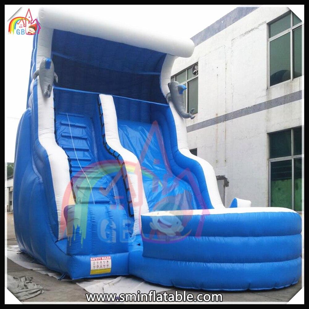 0.55mm PVC Tarpaulin New Design Giant Inflatable Water
