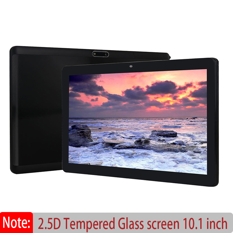 Android 7.0 10.1 Inch Tablet PC 2.5D Screen IPS Octa Core Dual Camera Dual SIM Dual WIFI GPS Phone Call Kids Tablets for Kid volteco bigcat dual