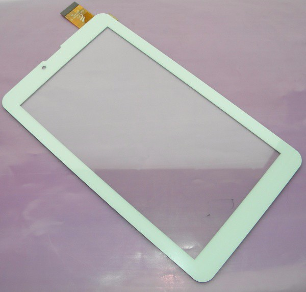 White 7 Inch Touch Screen Digitizer Glass Sensor Panel For Archos 70b Xenon 184*104mm Free Shipping white 7 inch touch screen digitizer glass sensor panel replacement for archos 70b xenon tablet free shipping