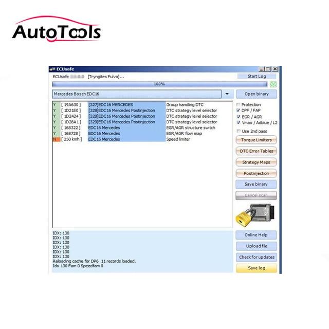 Special Price ECUSafe 2.0 OBD ECU Program Car obd2 diagnostic tool software for kess v2 ktag