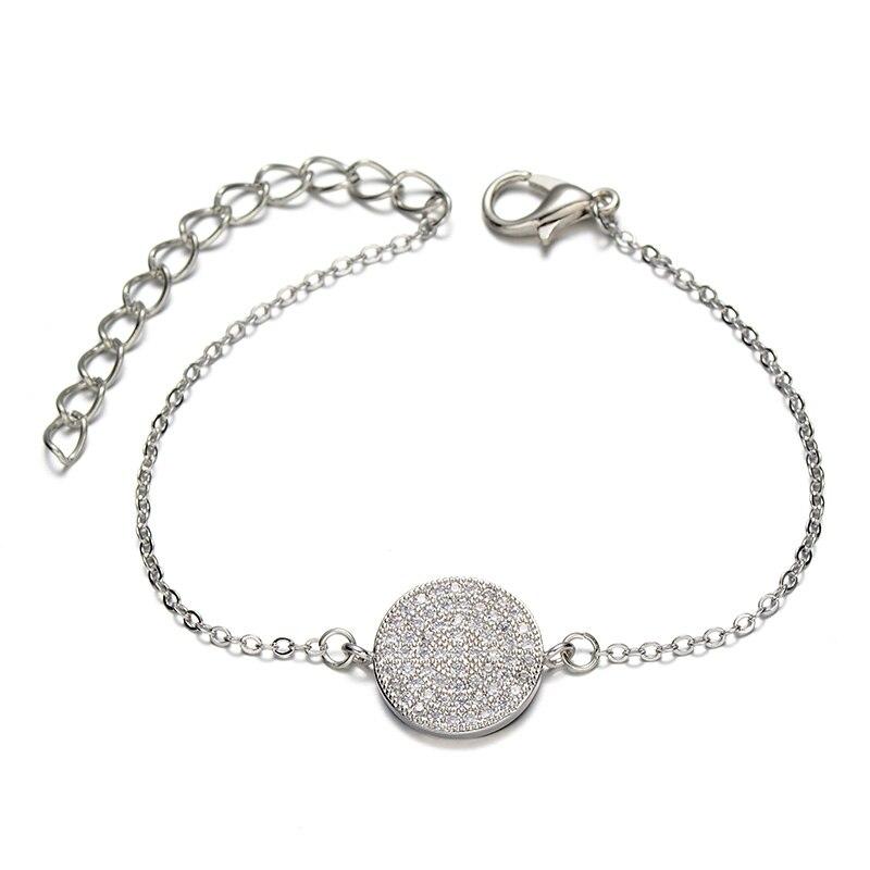 Simple Silver Bracelets