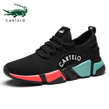 CARTELO Women's Fashion Sneakers Lace-up Comfortable Woman Casual