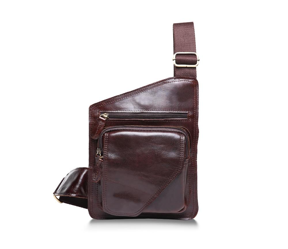 B214---Genuine Leather Men Chest Bag _01 (7)