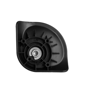 Image 3 - Roues de rechange pour valise, valise, avec roues, vente à la mode, outils de réparation de luxe, roulettes de boîte de traction