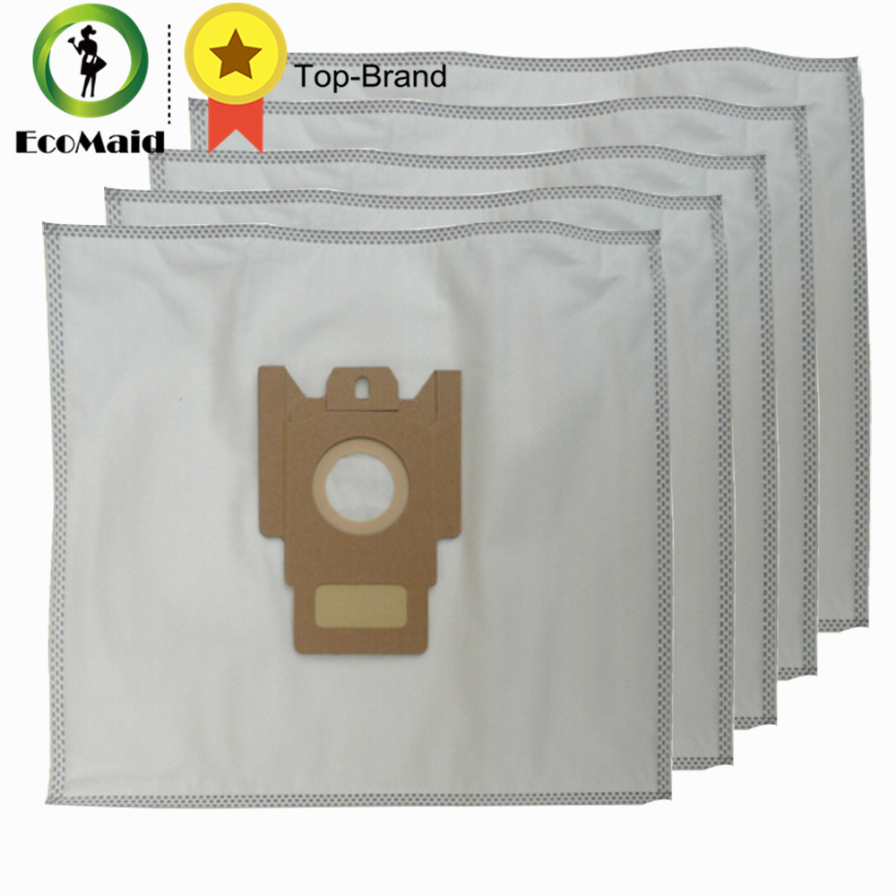 Dust Bag for Miele Hoover Vacuum Cleaner Rubbish Bag Replacement Accessories Vacuum Bag Spare Part 5 pcs цена и фото