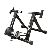 Road Bike Trainer Tool Indoor Exercise Fitness Station MTB Bicycle Training Station Cycle Frame Magnetic Resistance