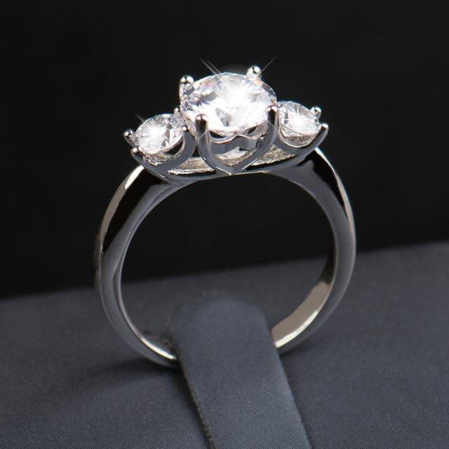 Wedding Ring Brand O anillos