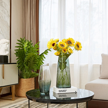 цена на Modern glass vase Gradual Hydroponics vase tabletop  terrarium glass containers cylinder vases Home Wedding  decoration