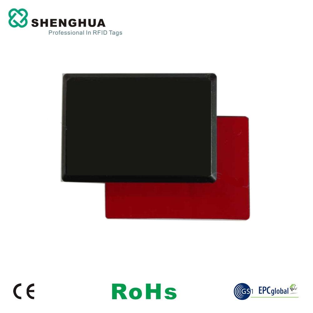 10pcs/pack Anti-metal Rewritable RFID Sticker ABS Waterproof Nfc Tag 13.56MHz Smart Sticker  Ntag213 Adhesive RFID Passive Label