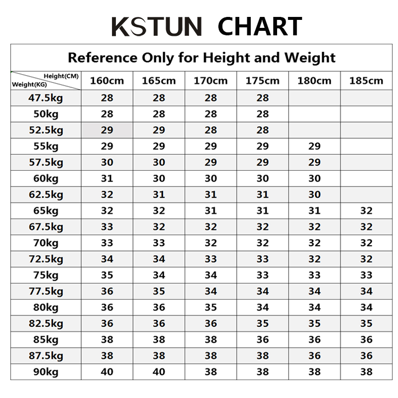 KSTUN Men's Jeans Winter Thick Warmer Fleece Heat Insulated Elastic Waist Slim Fitness Casual Denim Pants Students Boys Trousers 14