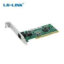 LR LINK 7200MT 10/100/100 0 Mbps PCI Dual Port RJ45 Lan Karte Gigabit Ethernet Karte Netzwerk Adapter für PC PWLA8390MT Kompatibel