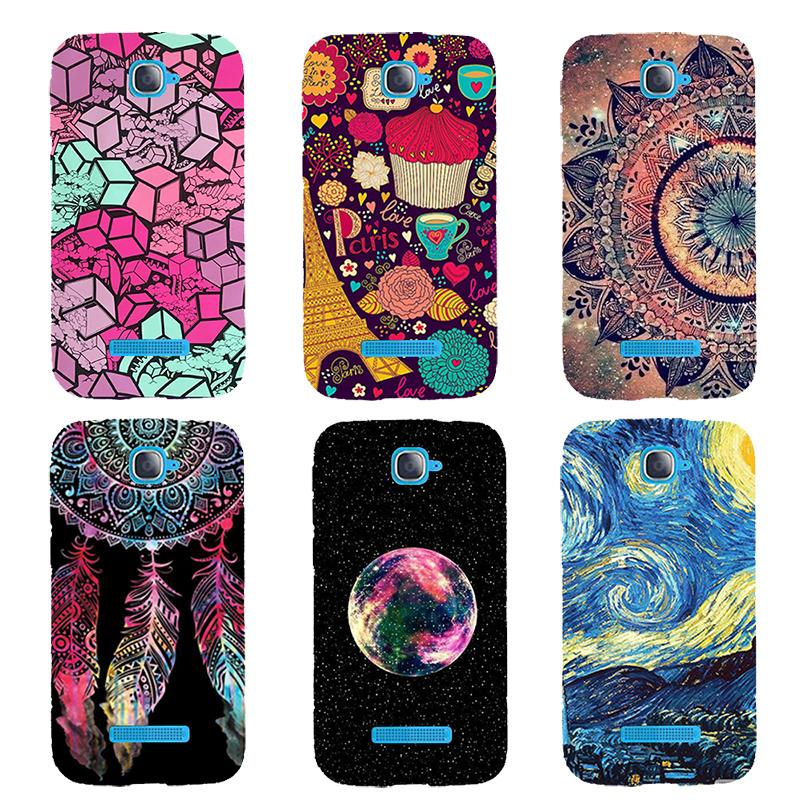 Soft TPU Silicone printed Case For Alcatel One Touch Pop C7 Dual SIM 7040D7041D7040E J720 5.0 inch OneTouch pop c7 Case