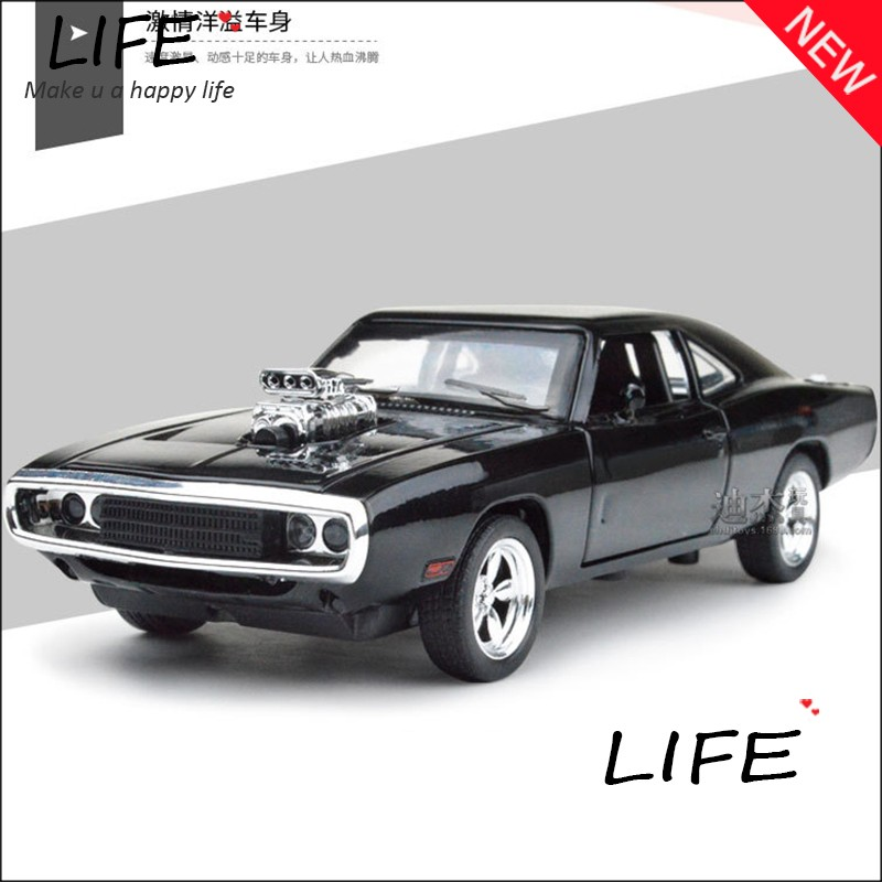 The-Fast-And-The-Furious-Dodge-Charger-Alloy-Cars-Models-Free-Shipping-Kids-Toys-Wholesale-Four