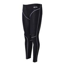 Mens proteção solar sharkskin longo mergulho leggings mergulho surf calças  troncos de natação corrida swimwear homens jammers te. 6d4064f9a29d0