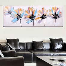 2018Modern Decor Simple Flowers Modern Wall Decorative Canvas Art Picture Top for living room Home Gorgeous Work