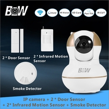 Wif Mini font b Camera b font IP 2 font b Door b font Sensor 2