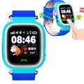 Jm12 gps smart watch kid relógio de pulso sos seguro/gsm/wifi chamada localização localizador rastreador para criança monitor anti perdido bebê crianças