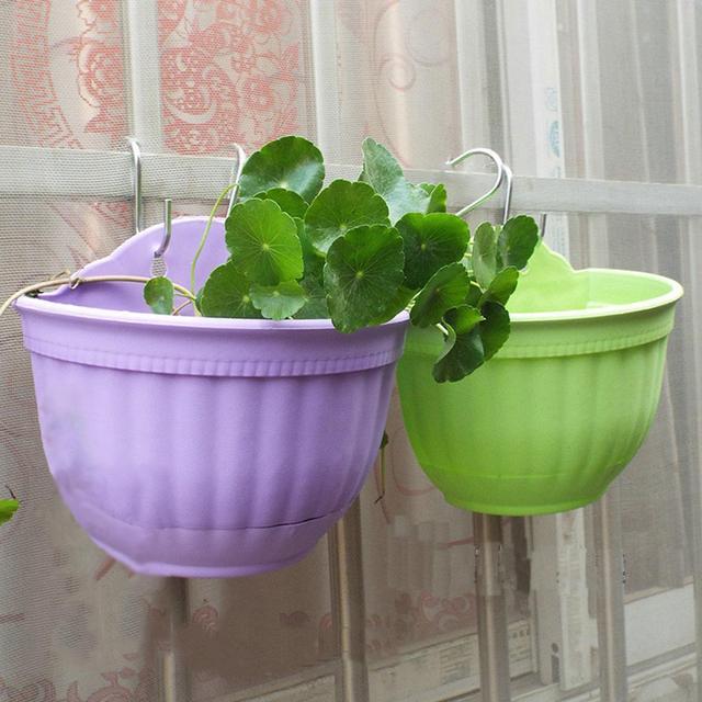 Macetas Alargadas. Varias Plantas En Macetas Ikea Ps Frente A Un ...