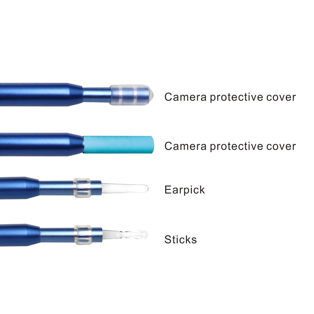 HTB1skvisWSWBuNjSsrbq6y0mVXaz KERUI OTG Visual Ear Cleaning Endoscope Diagnostic Tool Ear Cleaner Android Camera Ear Pick