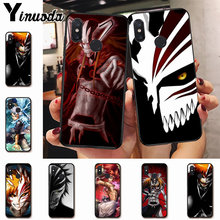 Ynuoda bleach ichigo hollow mask xiaomi mi 8 se 6 note2 note3 redmi 5 plus note5 표지(China)