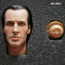 цена на Headplay 1/6 Scale Accessories Male Head Sculpt HP-0047 Nicolas Cage Carving Model F 12