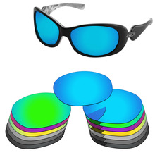 PV POLARIZED Replacement Lenses for Oakley Dangerous Sunglasses - Multiple Options