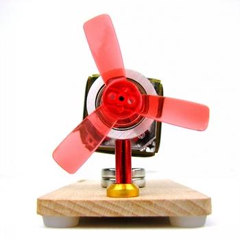 Mendocino Motor Maglev zabawka solarna scinece diy elektronika zabawka geek tanie i dobre opinie HandsMagic Z tworzywa sztucznego
