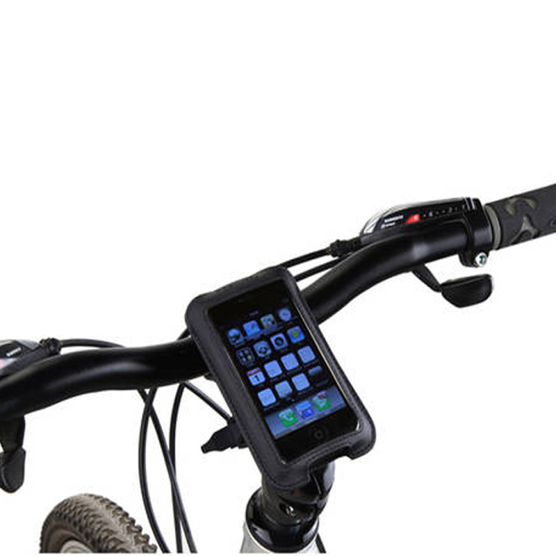 Outdoor Sporting Bicycle Bike Mobile Phone Holder Frame Pouch Bag Case Carrier