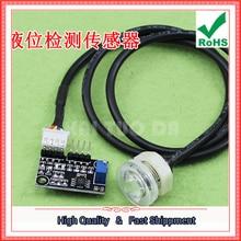 Envío Gratis 1 unids de Nivel Sensor de Nivel Sensor de Detección de placa Del Módulo de Detección Del Sensor de Control de Nivel de Agua (C5A6)