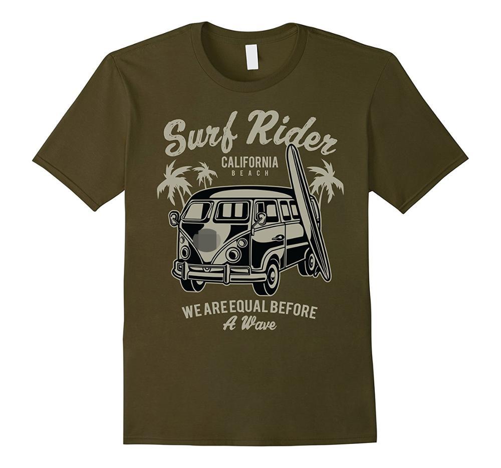 2019 Hot Sale Fashion Summer Style Surfer California Tee Shirts - Sweet Surfs Cali T-Shirt Tee Shirt