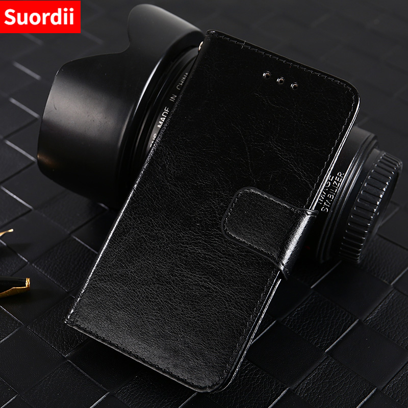 For Cubot Magic Case Covers 5.0 inch Luxury Leather Wallet Cover Phone Bag Case For Cubot Magic Stand Flip Kickstand Coque Capa
