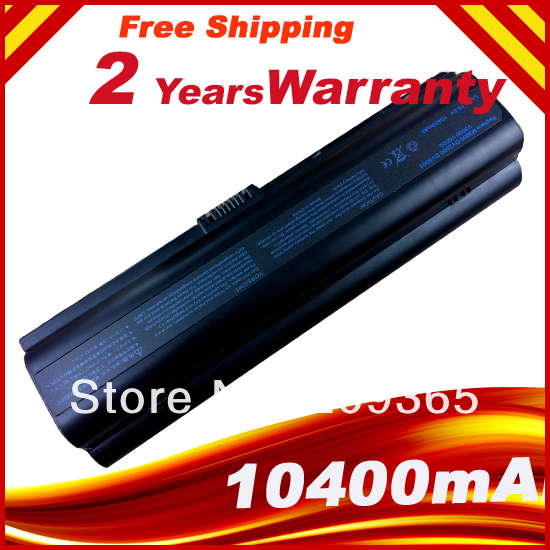 12 CELL laptop battery for HP Compaq presario c700 Pavilion DV2000 DV6000 G6000 G7000 V3000 V6000 A900 F500 F700 446506-001 brand new black laptop keyboard 448615 ab1for hp pavilion dv2000 v3000 series taiwan 100% compatiable us