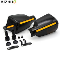 Motorcycle Handguard Hand Guard 22mm 7 8 Handlebar Universal Motor One Pair Plastic Falling Protection Black