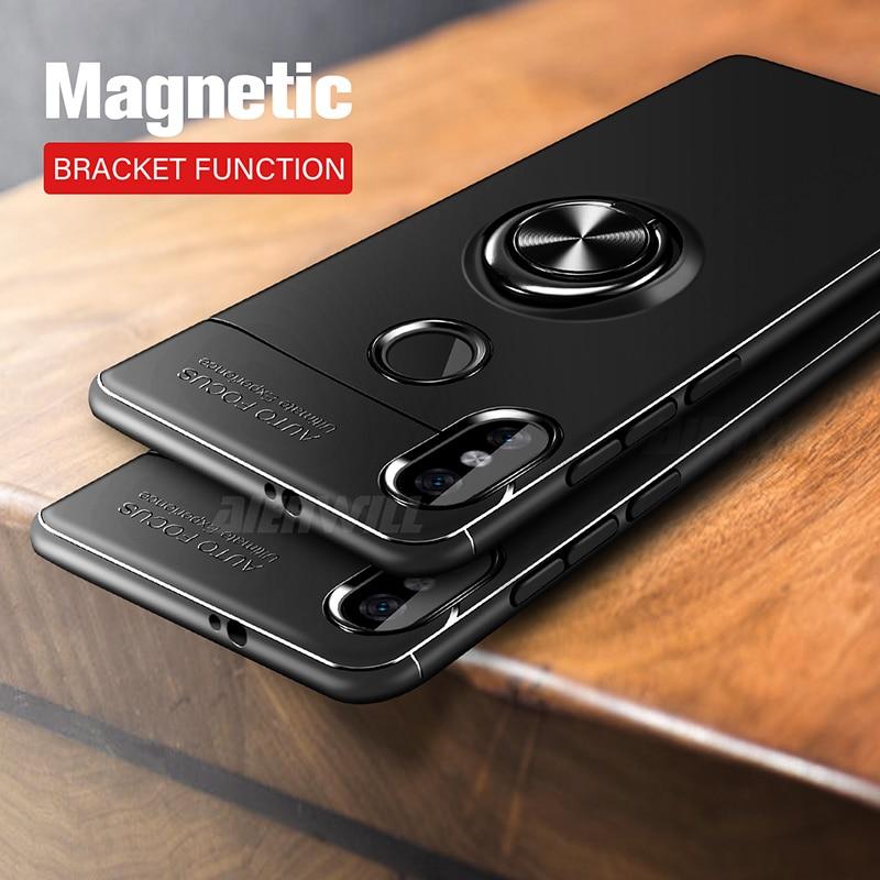 Bumper case For Xiaomi Redmi Note 5 Case Shockproof Silicone TPU 360 Protective Hard Back Cover For Redmi Note 5 Pro case