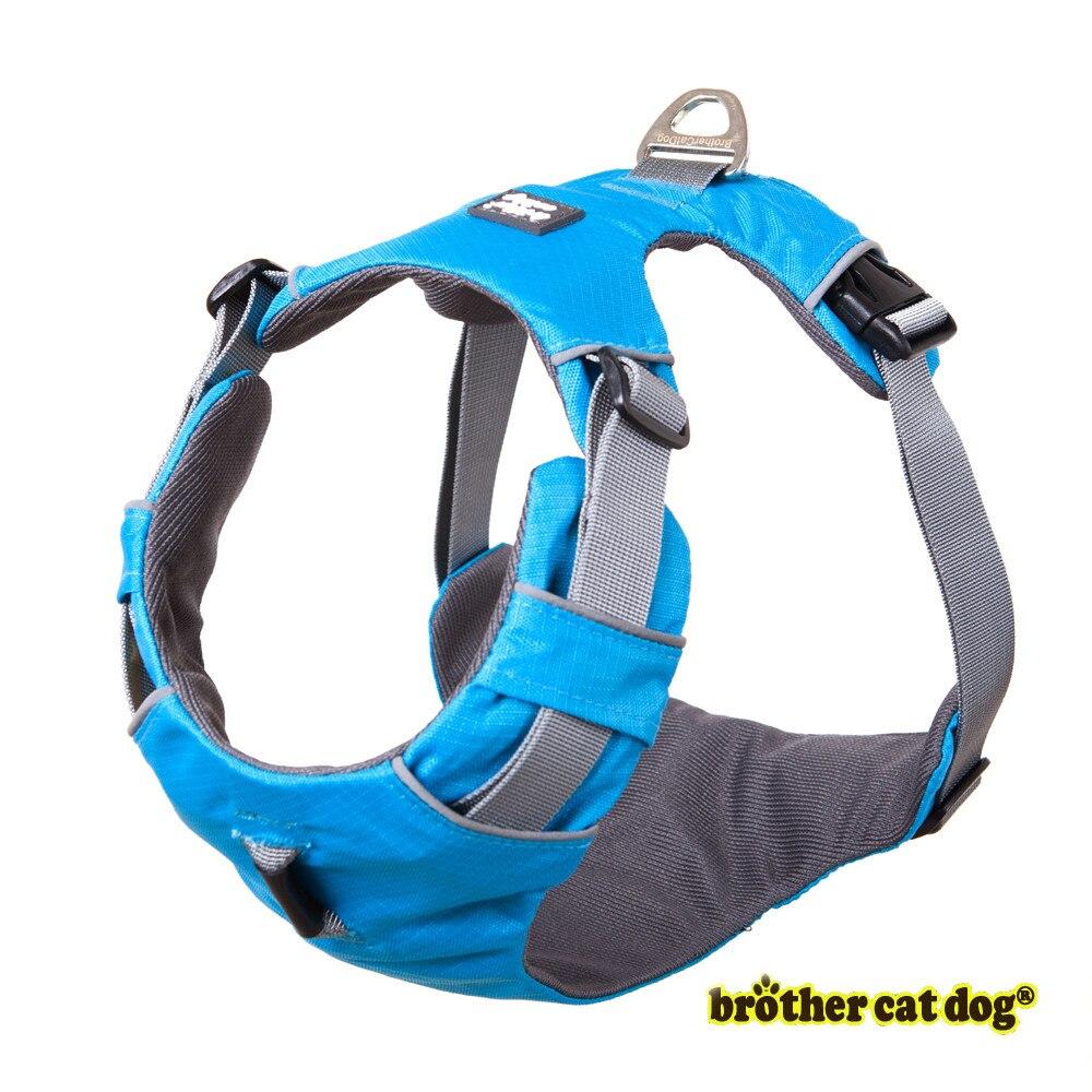 Reflective Pet Dog Harness Accessories Pet Dog Training Vest For Medium Big Large Dogs Adjustable Outdoor Harness Pitbull 8813