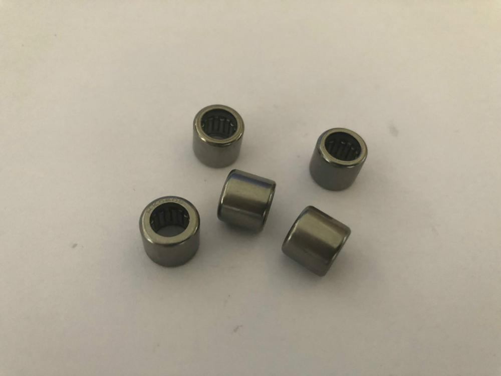 HK071208 7 X 12 X 8 Mm Drawn Cup Type Needle Roller Bearing